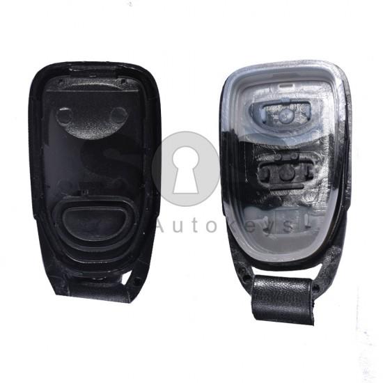 Кутийка за ключ (дистанционно) за Hyundai с 2 бутона - HY22