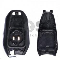 Кутийка за ключ (смарт) за Peugeot / Citroen VA2 / HU83 с 3 бутона