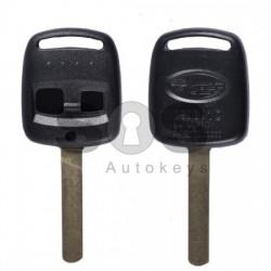 Кутийка за ключ (стандартен) за Subaru с 2 бутона - DAT17