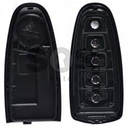 Кутийка за ключ (смарт) за Ford с 4+1 бутона - HU101