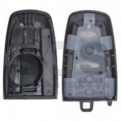 Кутийка за ключ (смарт) за Ford с 2 бутона - HU101