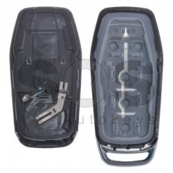 Кутийка за ключ (смарт) за Ford с 4+1 бутона - HU101 / FOR-51