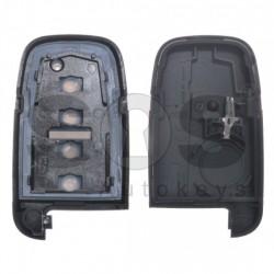 Кутийка за ключ (смарт) за Hyundai с 4 бутона - HY22 - С накрайник