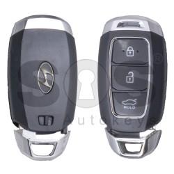 Кутийка за ключ (смарт) за Hyundai с 3 бутона - HY22