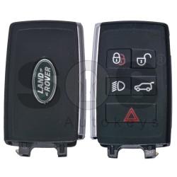 Оригинален смарт ключ за Land Rover Range Rover 2018 с 5 бутона 315MHz HITAG Pro