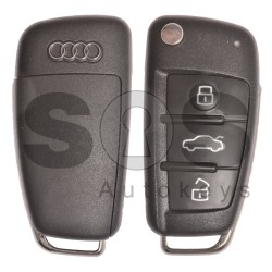 Сет комплект за Audi A3/S3/RS3 434MHz с 3 бутона