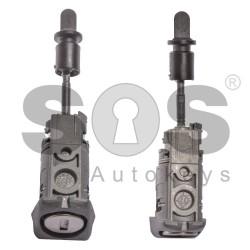 Оригинален сет комплект за Audi A3/S3/RS3 434MHz с 3 бутона