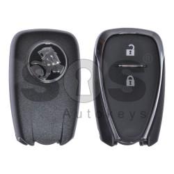 Оригинален смарт ключ за Holden с 2 бутона 433 MHz HITAG2/ID46 KeylessGo