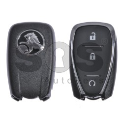 Оригинален смарт ключ за Holden с 2+1 бутона 433MHz HITAG2/ID46