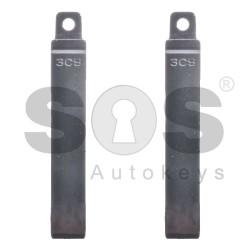 Оригинален накрайник (перо) за сгъваем ключ за Hyundai/Kia - VA 2