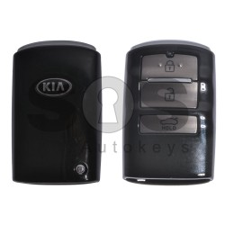 Смарт ключ за Kia с 3 бутона 433MHz HITAG3/128-Bit AES/ID47