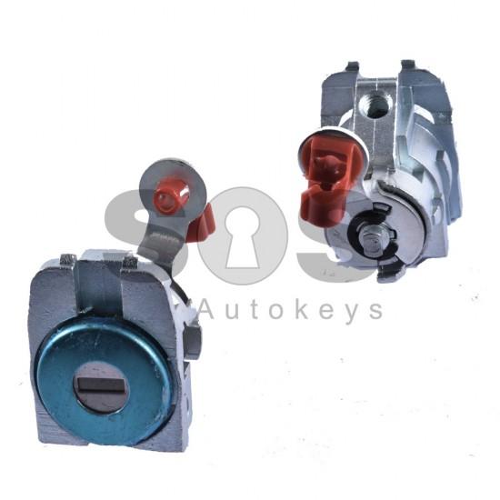 Ключалка за Nissan със сигнатура NSN14