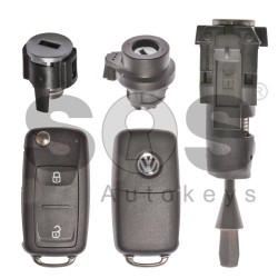 Оригинален комплект за VW UDS/MQB Megamos 434 Mhz