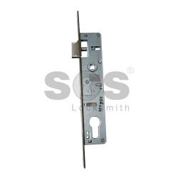 Брава за врата за алуминиева или PVC дограма DAF KiLiT - 20 mm