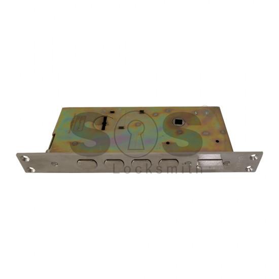 Едностранна касова брава за врата MOTTURA с 4 шипа
