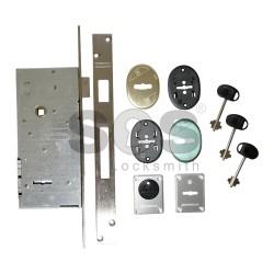 Едностранна касова брава за врата MOTTURA - малка