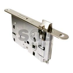 Брава с обикновен ключ AGB Piccola - 50/70 за интериорни и сервизни врати