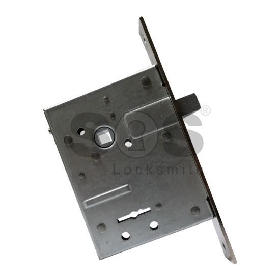 Малка касова брава за врата Просам с дръжки