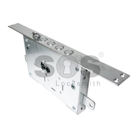 Основни секретни брави за патрон със зъбно колело SECUREMME