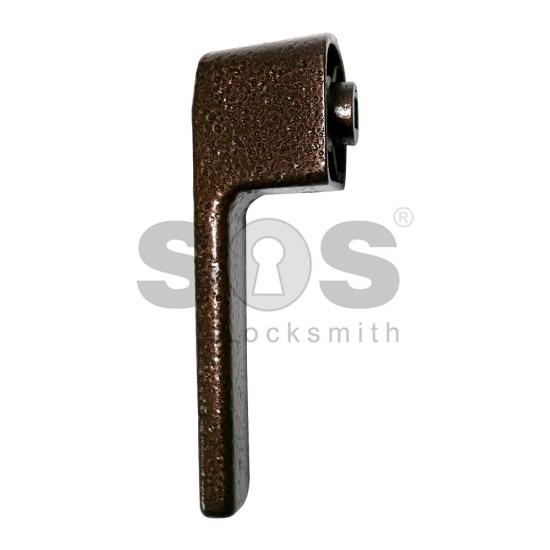 Стоманени дръжки за брава Locksys