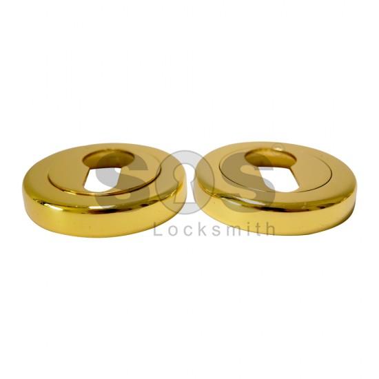 Метална дръжка за входна врата Mert - инокс
