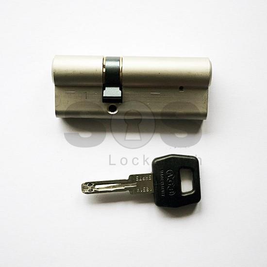 Патрон за врата с 4 ключа AGB DCK 30/50