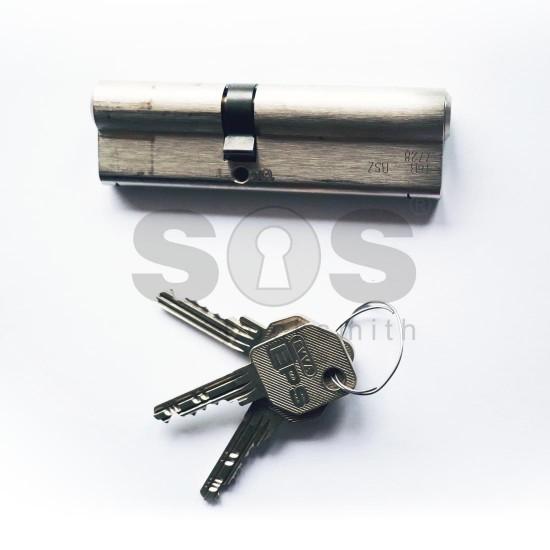 Патрон за врата със специална защита EVVA 45/60