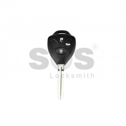 Универсално дистанционно за автомобил с 3 бутона - стандартен B05-3