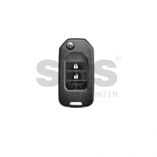 Универсално дистанционно за автомобил с 2 бутона - дистанционно B10-2